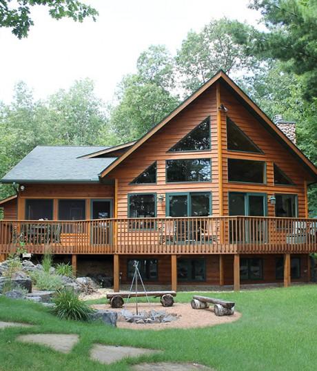 Wisconsin Home Builder: CornerStone Custom Builders